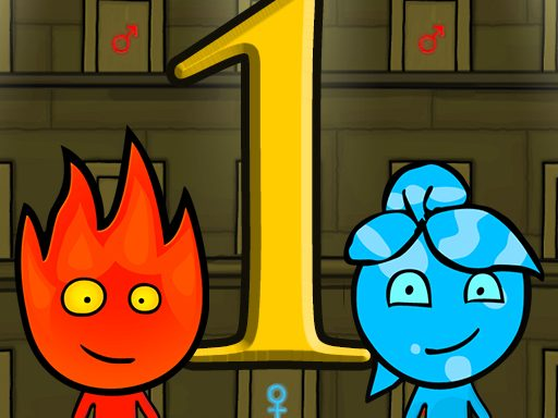 Fireboy and Watergirl Forest Temple RU